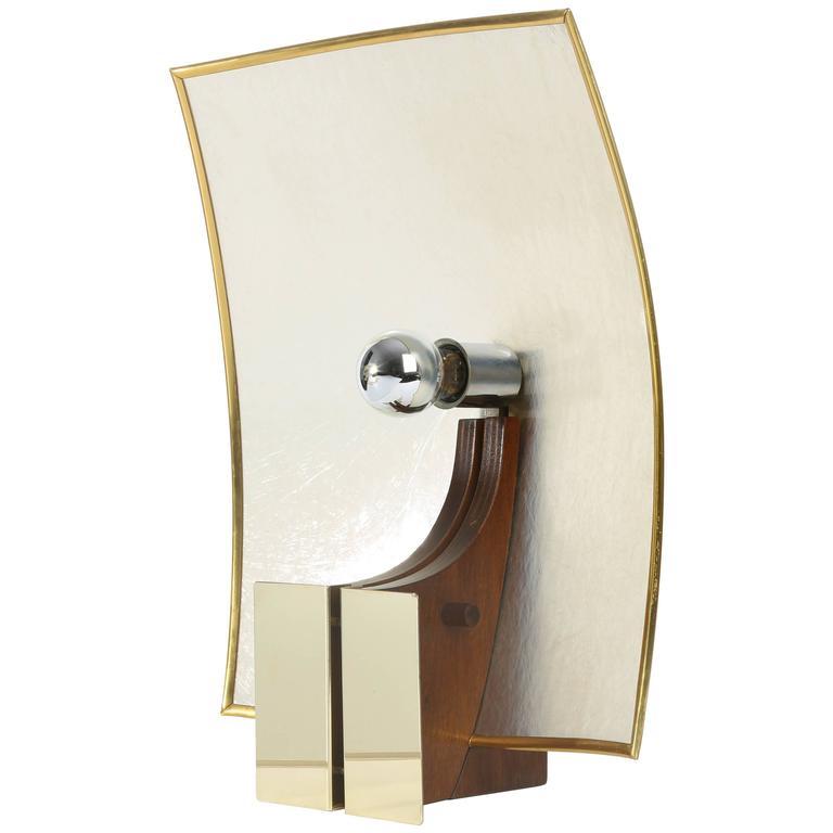"Table Lamp ""Sail"" by Maurizio Beltrami"