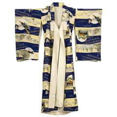 Propaganda Boy's Kimono