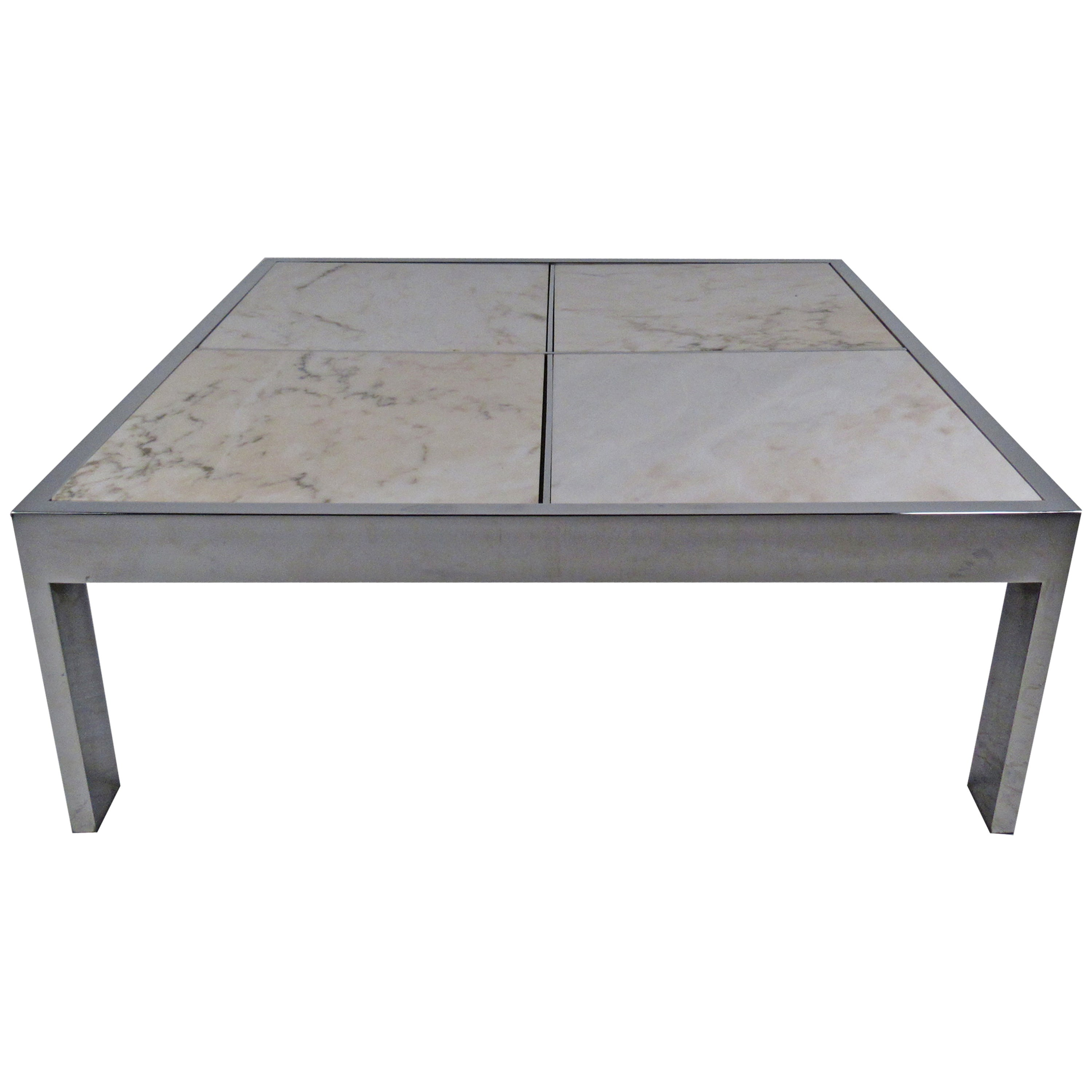 Pace Collection Coffee Table by Leon Rosen