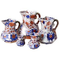 Ironstone Pitchers