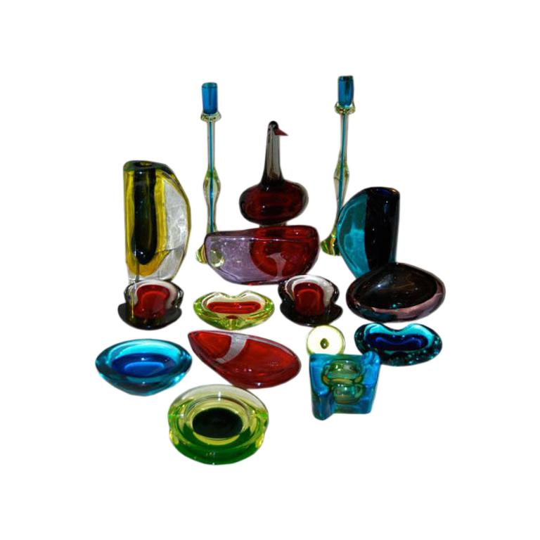Antonio Da Ros for Cenedese Collection For Sale