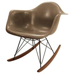 Charles Eames Rocking Chair, Elephant Grey