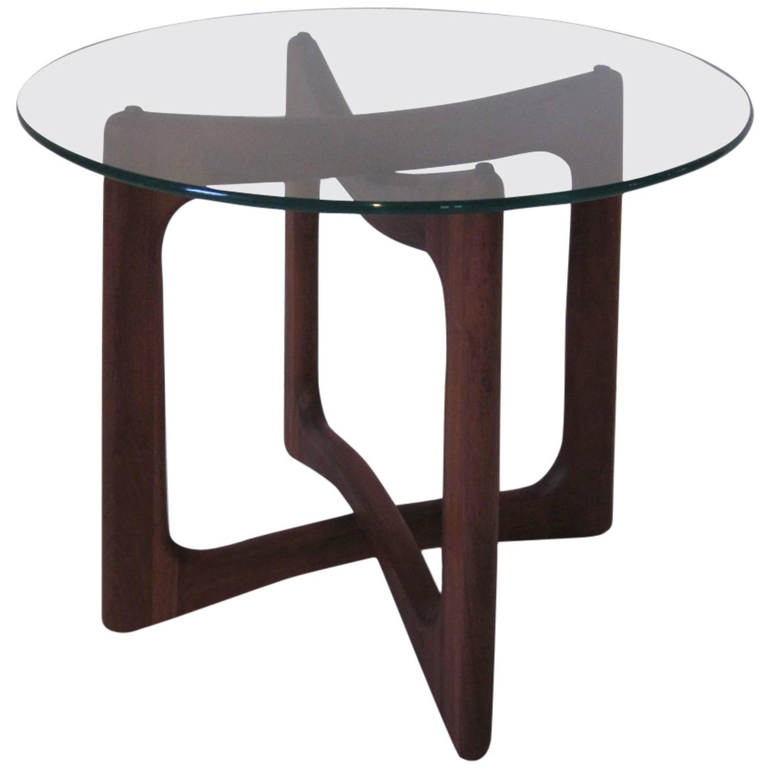 Adrian Pearsall Side Table at 1stdibs