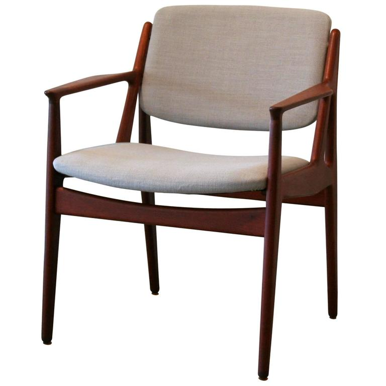 this vintage danish teak armchair is no longer available