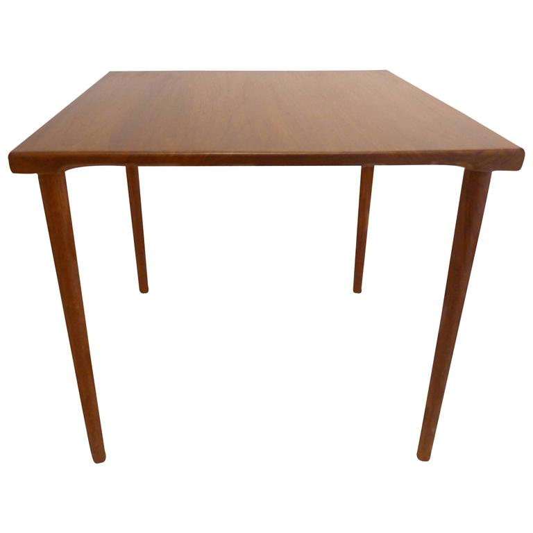 Peter Hvidt and O. Molgaard-Nielsen Side Table