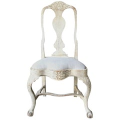 18th Century Period Swedish Chair