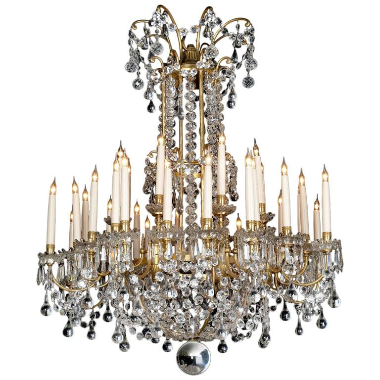 Louis Xvi Style Chandelier For Sale At 1stdibs
