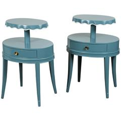Pair of Lorin Jackson for Grosfeld House Nightstands