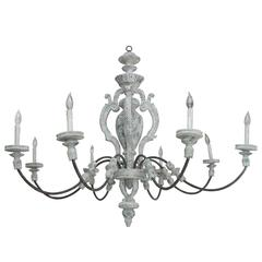 Large French Style Chandelier