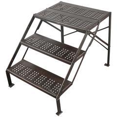 Step Ladder Side Table