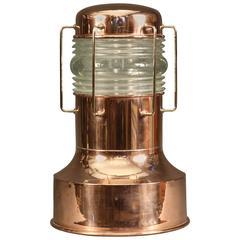 Pier Light, Copper