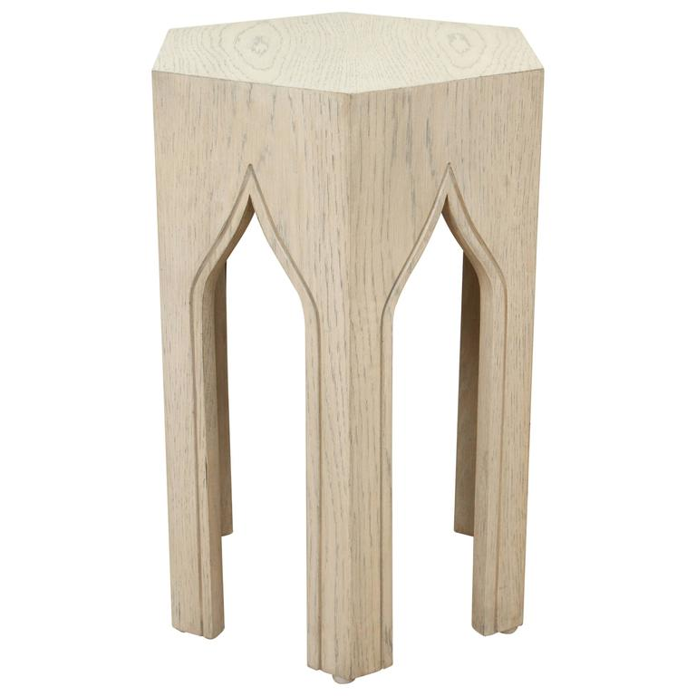 Small Tabouret Table by Lawson-Fenning
