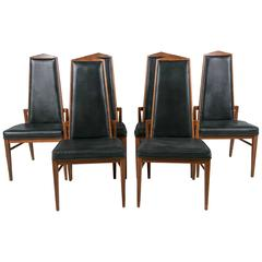 Set of Six Foster & McDavid Dining Chairs