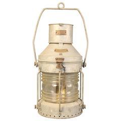 Anchor Lantern by Meteorite