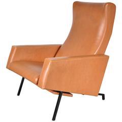 Trelax Chair by Pierre Guariche, Manufactured by Meurop, Belgium, circa 1950