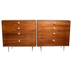 """George Nelson """"Thin Edge"""" Chests"""