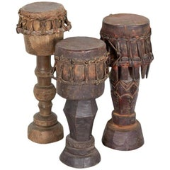 Sumba Ceremonial Drums