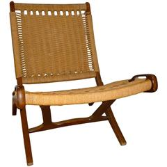 "Hans J. Wegner, 1914-2007 ""Denmark,' Folding Chair"