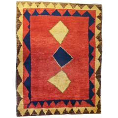 Antique Gabbeh Carpet