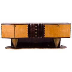 Italian Art Deco Sideboard by Pier Luigi Colli, 1930s