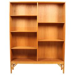 "High ""China"" Bookcase by Børge Mogensen"