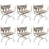 Set of Classic Garden Chairs