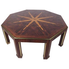 Mid-Century Coffee Table By Baker