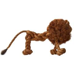 Kay Bojesen and Jorgen Bloch Ultra Rare Lion, 1960s Danish Mid-Century