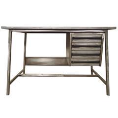 Rare Metal Desk Refinished