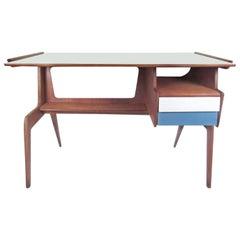 Mid-Century Gio Ponti Style Desk