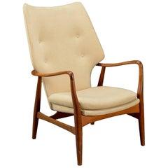 High-Back Madsen Armchair