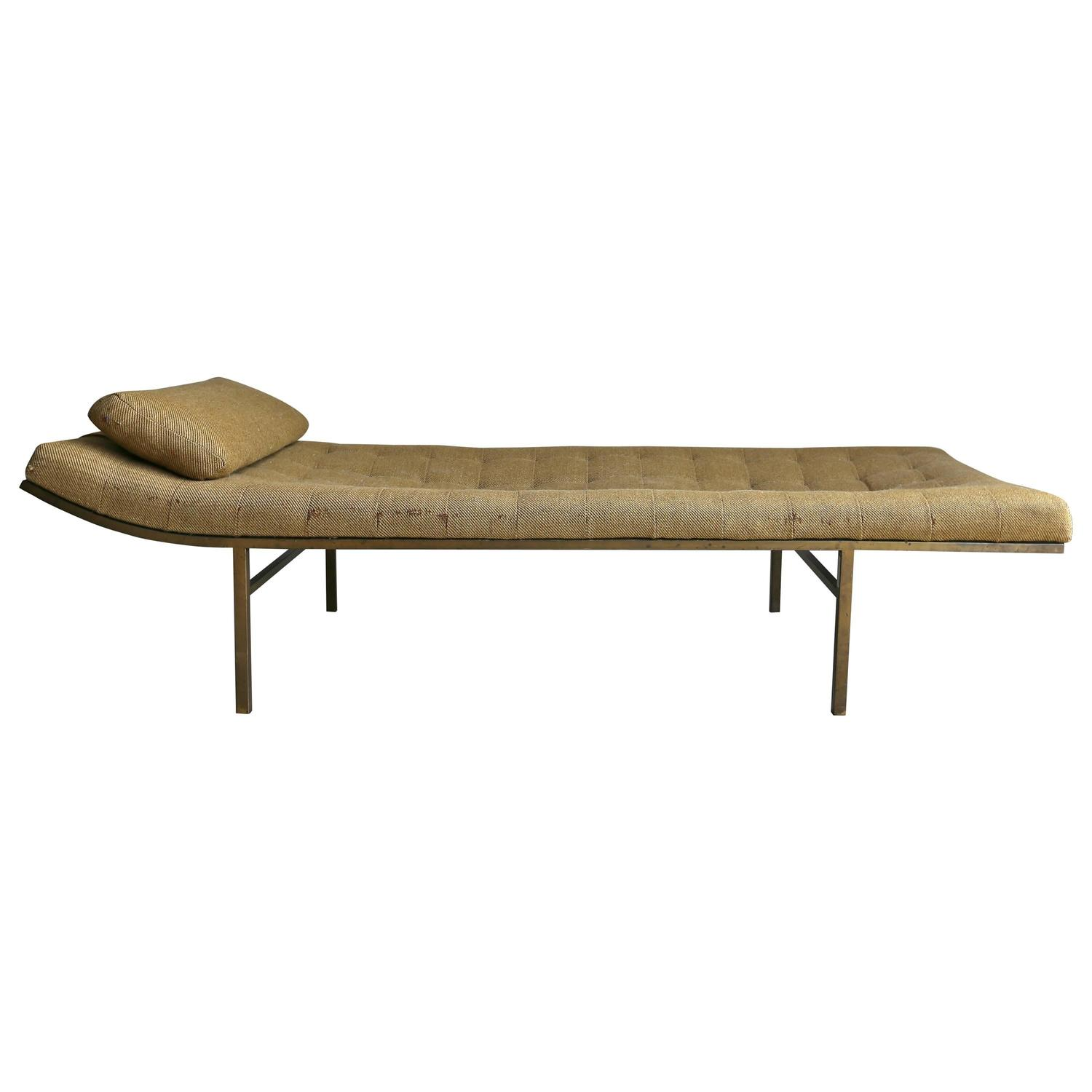 Chaise Lounge by Jules Heumann at 1stdibs