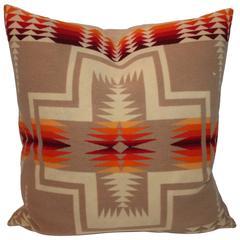 Pendleton Indian Camp Blanket Pillow