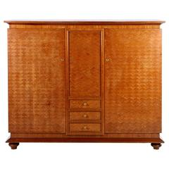 French Cabinet by Jules Leleu