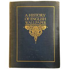 History of English Wallpaper