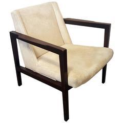 Dunbar Open-Frame Lounge Chair by Edward Wormley