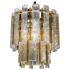 Royal Chandelier by Venini, 1960s