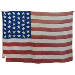 39 Star Printed Cotton Parade Flag