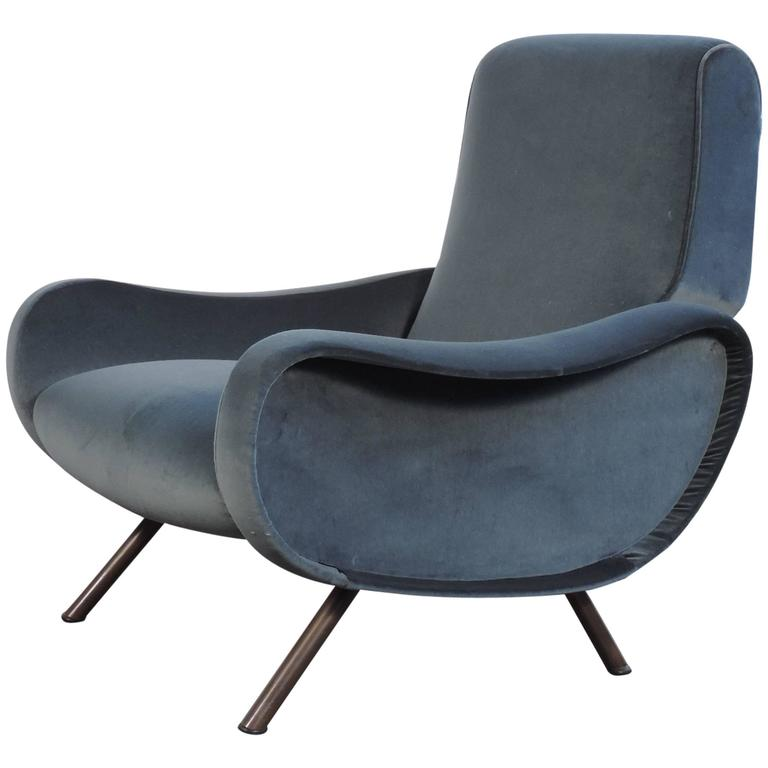 "Marco Zanuso ""Lady"" Armchair for Arflex"