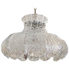 Ice Glass J.T. Kalmar Pendant