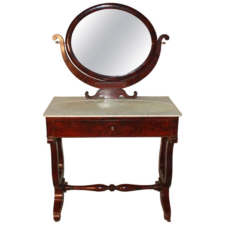 French Restoration Period Vanity For Sale At 1stdibs