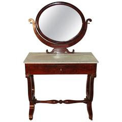 French Restoration Period Vanity