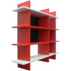 Library Model Domino, Eugenio Gerli, Tecno Milano, 1966