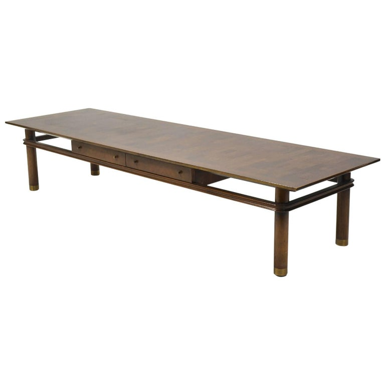 Bert England Long Table Or Bench By Johnson Furniture Co