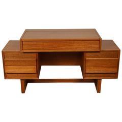 Paul Laszlo Vanity Cabinet Brown-Saltman, Designed circa 1950
