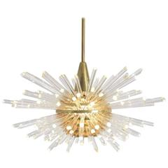 Large Chandelier, Miracle, by Bakalowits, 1960