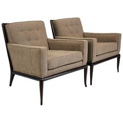 T.H. Robsjohn-Gibbings Lounge Chairs