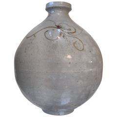 Korean Koryo Dynasty Stoneware Vase