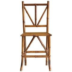 English Bamboo Chairs, circa 1930s