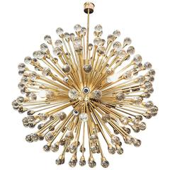 Murano Glass Ball Sputnik Chandelier